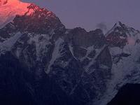 Kinner Kailash Mountain