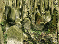 Kirkut - Jewish Graveyard