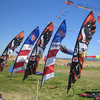 Kites Display At Festival