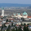 View Of Klosterneuburg