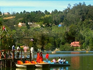 Holiday Tour - Bangalore, Mysore, Ooty Photos