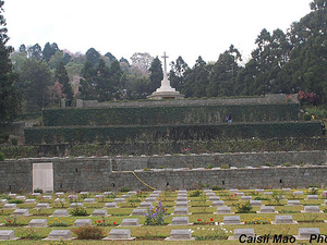 Kohima World War-II Cemetery