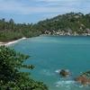 Koh Phangan Bucht Haad Tien