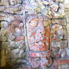 Kohunlich Mask - Quintana Roo - Mexico