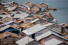 Kompong Cham Floating Village
