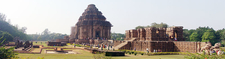 Konark Temple Panorama