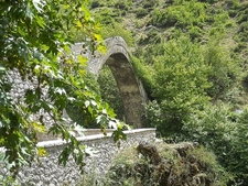 Konitsa Bridge @ Konitsa - Epirus