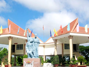 Kon Tum Former Prison - Nguc Kon Tum