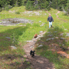 Kootenai Lakes Trail