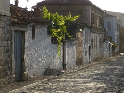 Korca Is Known For Its Back Streets