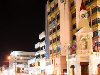 Kota Road At Night