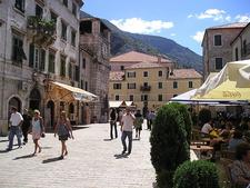 Kotor Street - Montenegro