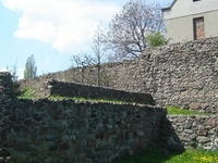 Kożuchów's Double City Walls
