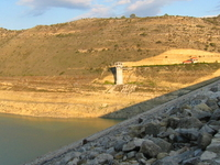 Kouris Dam