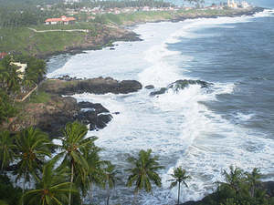 Beaches of Kerala Fotos