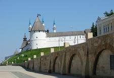 Kremlin - Kazan - Walls