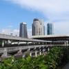 Kuala Lumpur Railway Station Side View
