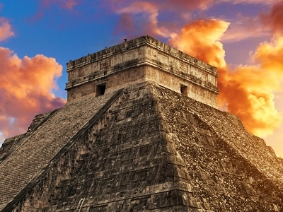 Kukulkan Pyramid - Chichen Itza