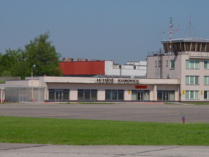 Kunovice Airport