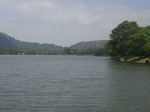 Kurunegala Lake