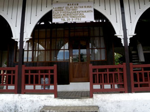 Kutai Sultan Palace