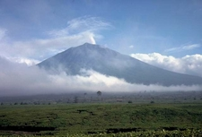 View Of Mount Kerinci