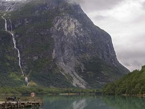 Ramnefjellsfossen