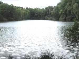 Kleiner Weißer See