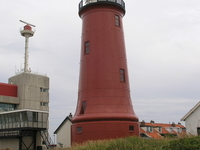 Lage Vuurtoren Van Ijmuiden