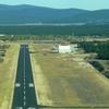 Runway 34 At Lake County Airport