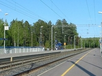 Koivuhovi railway station