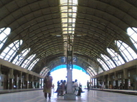 Kopar Khairane Railway Station