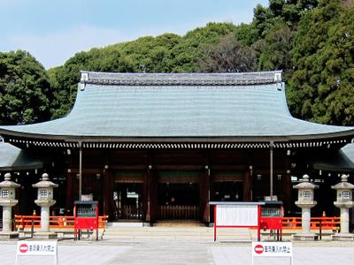 Kyoto Ryozen Gokoku Shrine, Kyoto, Japan Tourist Information