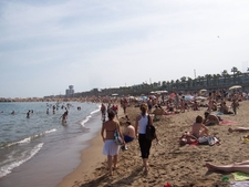 La Barceloneta Beach View