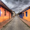 La Candelaria UNESCO World Heritage Site - Bogota - Colombia