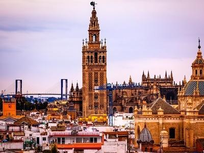 La Giralda Spire Tower - Seville