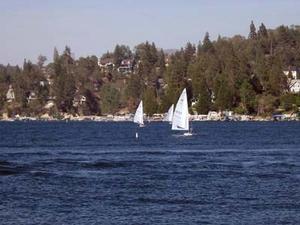 Lake Arrowhead Reservoir