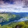 Lake Bohinj - Triglav Slovenia