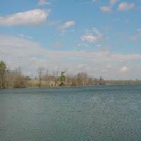 Lake Gordon