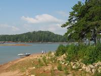 Lake Sidney Lanier
