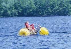 Lake Pemaquid Camping