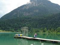 Lake Thiersee