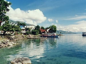 3 Days Beautiful North Sumatera Lake Toba Tour Photos