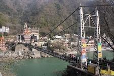 Lakshman Jhula - Rishikesh - Uttarakhand