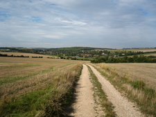 Lambourn From South East Lambourn