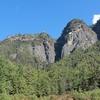 Landscape Around Taktsang - Paro Bhutan