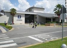 Lanseria Airport Landside Exterior