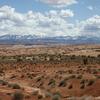 La Sal Mountains - Canyonlands, Utah