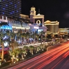 Las Vegas Strip At Night NV