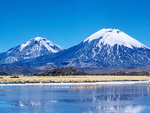 Lauca National Park / Chungara Lake Photos